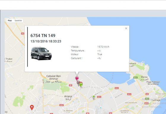 Custom user dashboard